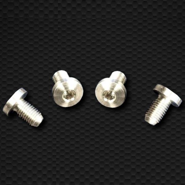Techwell - Stainless Steel Grip Screws - Set of 2