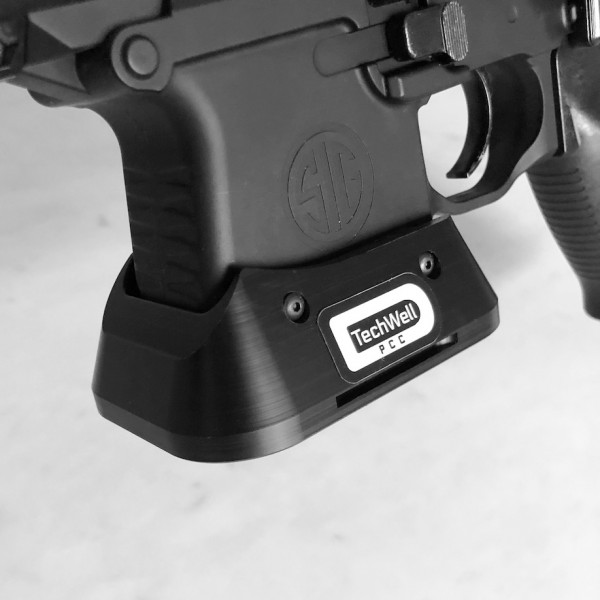 Techwell - PCC TECHWELL for Sig Sauer MPX 9mm