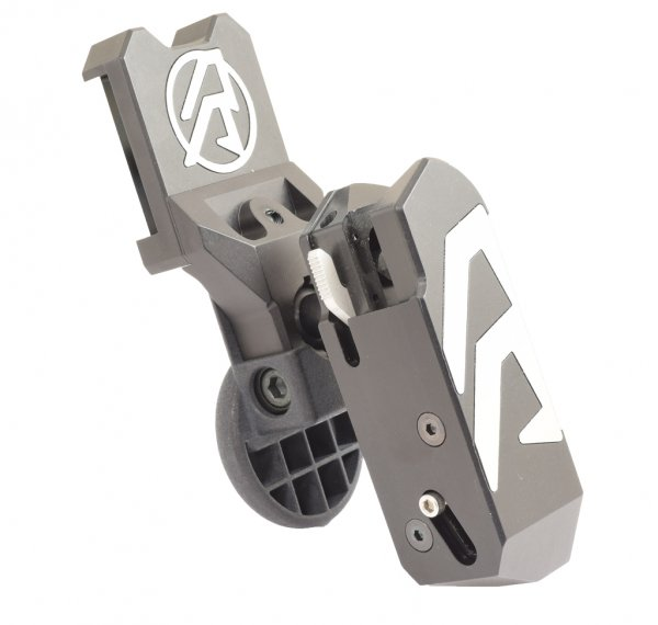 DAA - Thigh Pad for Alpha-X - Racer-X Holsters