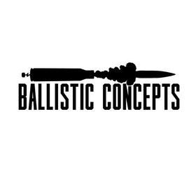 Ballistic concepts - Sticker