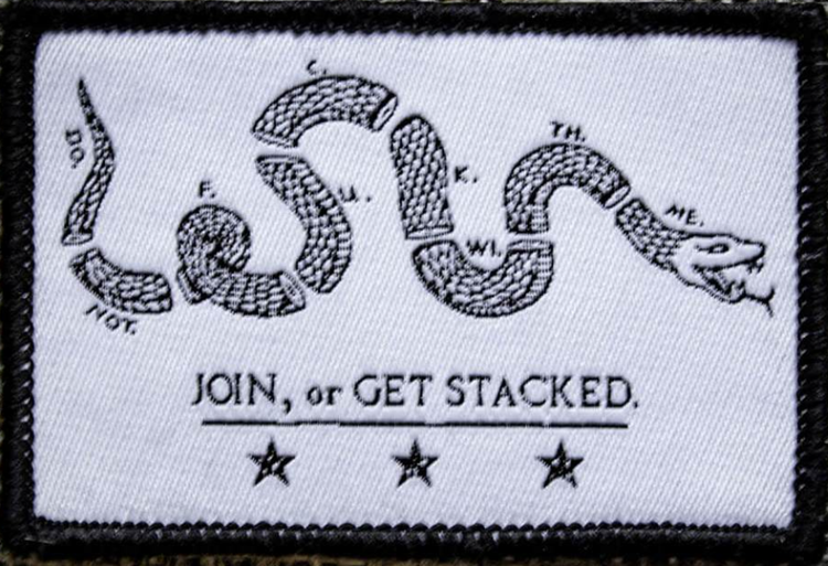 Join or get stacked - Patch