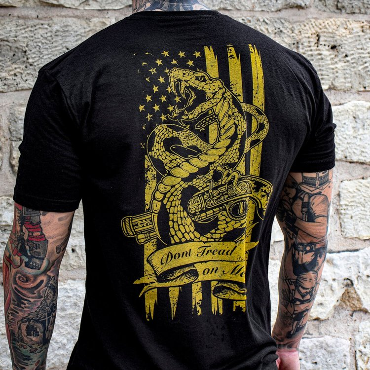 ZF - Dont tread shirt