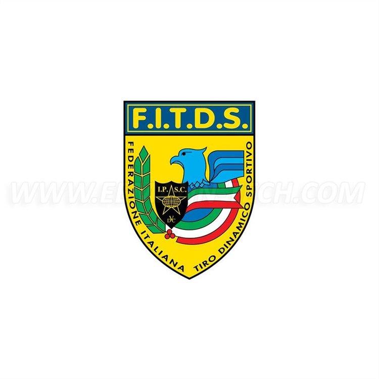 IPSC FITDS Medium - Sticker