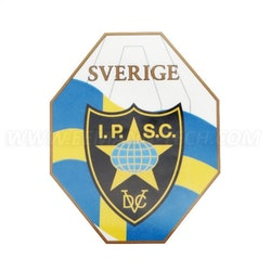 IPSC Sweden Large - Sticker