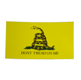 Dont Tread On Me Snake Stickers