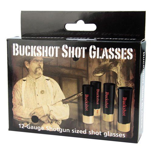 Buckshot Shotglasses