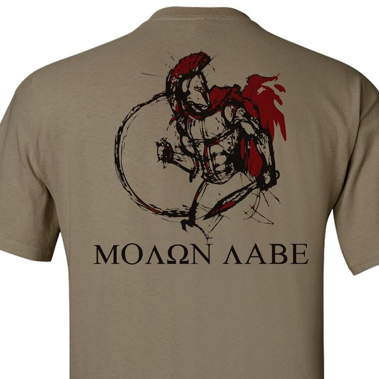 Gadsen - Spartan Warrior - T-Shirt