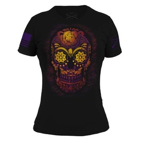Grunt Style - Suger Skull - Women's - T-Shirt