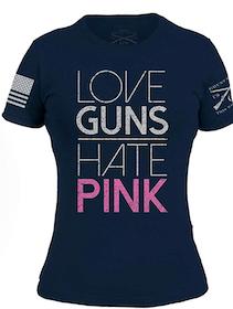 Grunt Style - Love Guns - Women's - T-Shirt