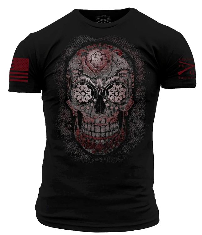 Grunt Style - Suger Skull - T-Shirt