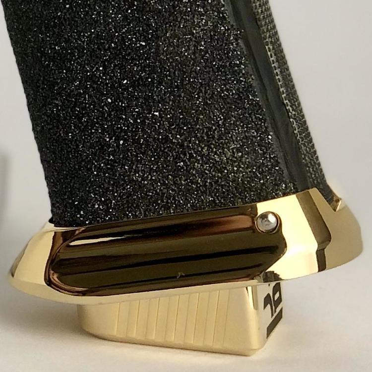 Boss - Brass Magwell 2011 STI Polished Gold - Boss Components