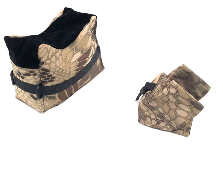 Front and Rear Shooting Rest Bag Set