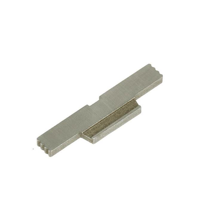 Extended Stainless Steel Glock Slide Lock Lever for Glock