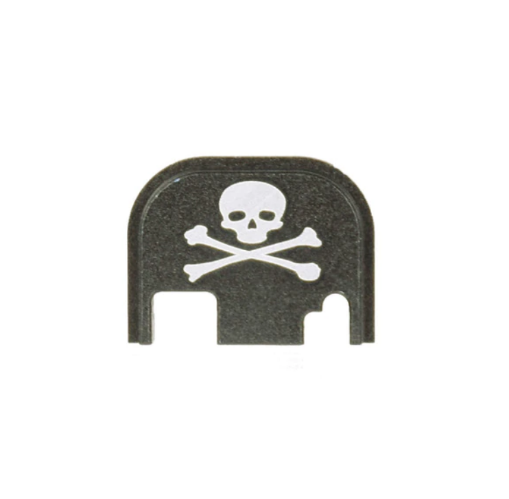 Glock -  Rear Slide Cover Plate