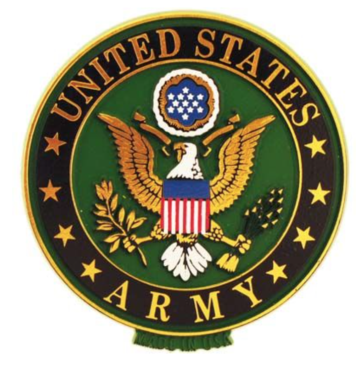 Eagle Emblem - Magnet - United states Army