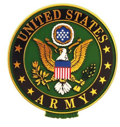 Eagle Emblem - Magnet - United states Army