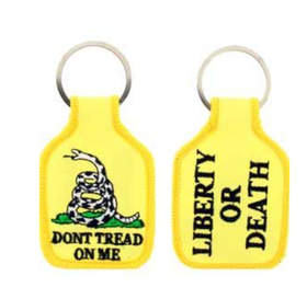 Eagle Emblem - Key ring - Dont tread on me - embroided