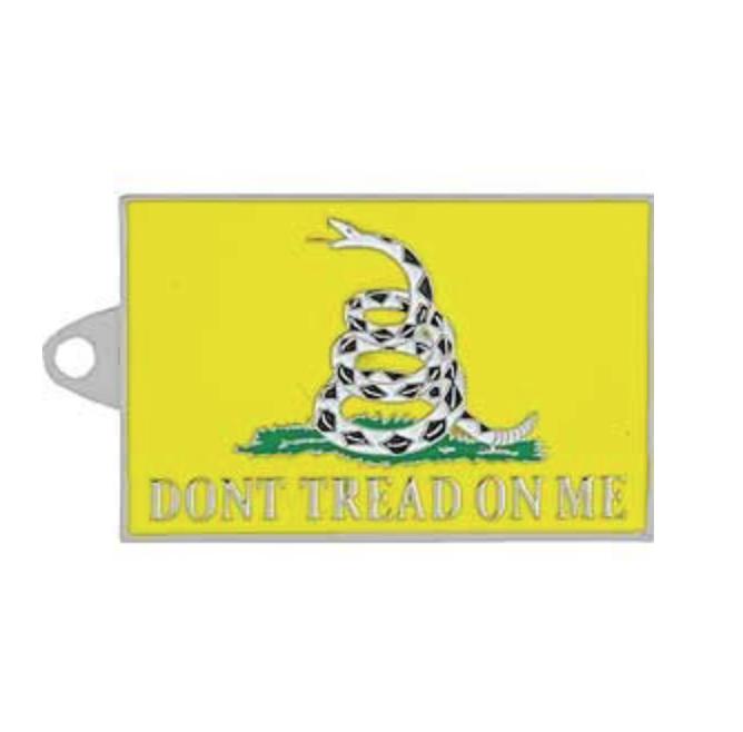 Eagle Emblem - Key ring - Dont tread on me