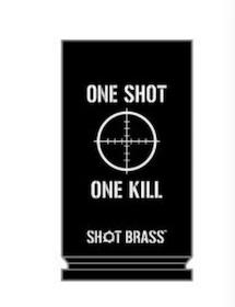 Eagle Emblem - Shot Glas - One shot one kill