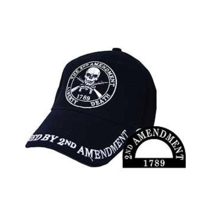 Eagle Emblem -  2nd Admendment - Cap