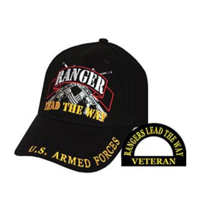 Eagle Emblem -  Ranger lead the way - Cap