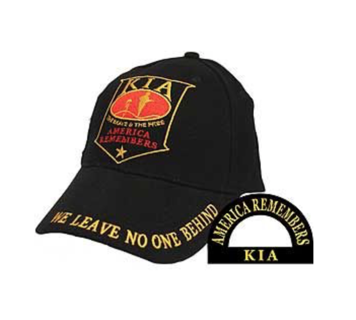 Eagle Emblem -  KIA America Remembers - Cap