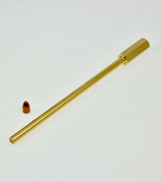 CED - Solid Brass Squib Rod