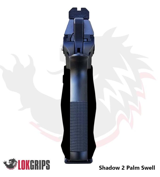 LokGrips - CZ Shadow 2 Palm Swell Bogies