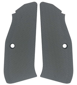 LokGrips - CZ Shadow 2 Thin Full Checkered