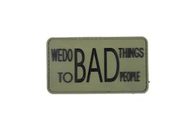 3D Patch - We do bad things