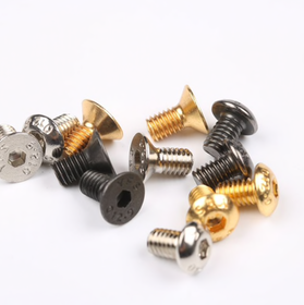 Hexagonal 2 package screws