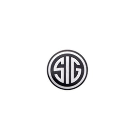 Sig Sauer small Logo  - Sticker
