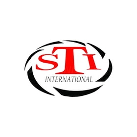 STI small logo  - Sticker