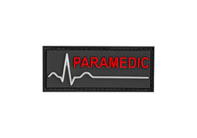 Paramedic Rubber Patch
