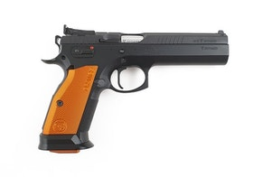CZ 75 Tactical Sport Orange  9 mm