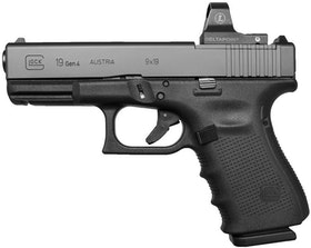 Glock 19 Gen4 MOS, 9 mm