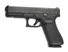 Glock 17 Gen5 MOS FS, 9 mm