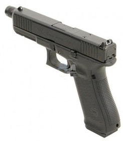 Glock 17 Gen5 MOS FS THREADED M13,5X1 LEFT, 9 mm
