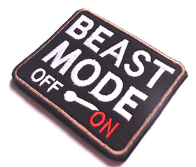 Beast Mode - Patch