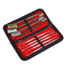 9pcs Gun Cleaning Kit Set