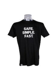 Glock - T-shirt - Safe/Simple/Fast