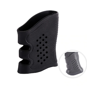 Tactical Rubber Grip Glove Sleeve for Glock 17 19 20 21 22 31 32