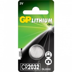 GP - E-CR2032 - 3.0V, mAh