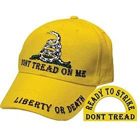 Eagle Emblem -  Dont tread on me - Cap