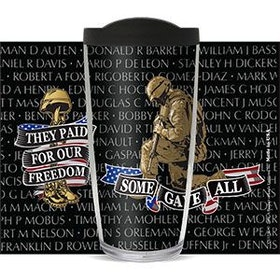 Eagle Emblem - Cup - Some gave all