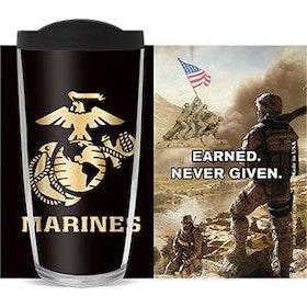 Eagle Emblem - Cup - Marines
