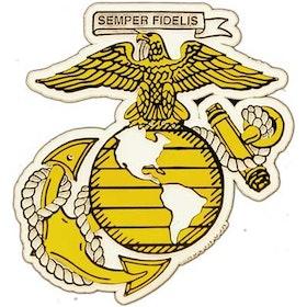 Eagle Emblem - Magnet - USMC