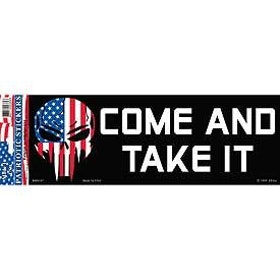 Eagle Emblem - Sticker - Come and take it