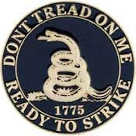 Eagle Emblem -  Dont tread on me - Pin