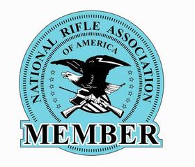 Nra Member - Sticker
